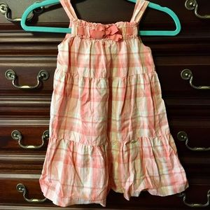 Janie & Jack toddler dress